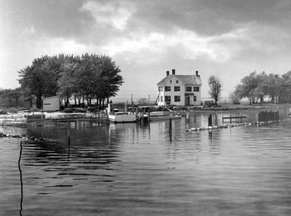 La última casa de Holland Island
