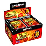 Grabber Warmers Grabber 7+ Hours Hand Warmers, 40-Count by GRABBER Performance Group