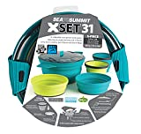 Sea to Summit - Xset 31 5Pc Xpot 2.8L 2 Xbowls. 2 Xmugs, Color Multicolour