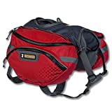 Ruffwear - Palisade Pack, color red currant, talla M
