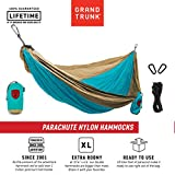 Grand Trunk - Hamaca (con enganche doble, nailon de paracaídas) Batik Talla:talla única