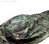 Woodland Camouflage Waterproof Bivy Cover by Tennier