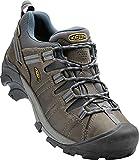 Keen Targhee II WP, Zapatos de Low Rise Senderismo para Hombre, Marrón (Gargoyle/Midnight Navy), 44.5 EU