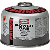 Primus 230G de gas (8oz) - P-220793-24PK, 1 Canister, Negro