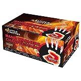 Pequeño bolsillo de la mano calentadores bellezas guante invierno paquete a granel - 40 pares