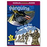 MCHR 5 Penguins: The race to South (int): The Race to the South Pole: Level 5 - 9781405057226