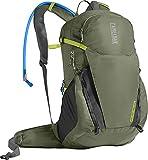 CAMELBAK 1105301900 Pack de hidratación, Hombre, Negro y Verde, No aplicable