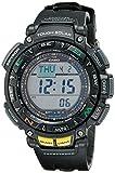 Casio Reloj Digital para Hombre de Cuarzo con Correa en Resina PAG240-1CR
