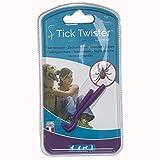 Paquete quita garrapatas para animales O 'tom Tick Twister Blister.
