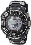 Casio PRW-2500R-1CR - Reloj de Pulsera Hombre, Resina, Color Negro