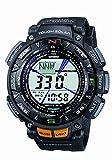 Casio Reloj Digital para Hombres de Cuarzo con Correa en Resina PAG240-1CR