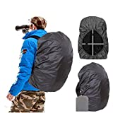 Joy Walker Backpack Rain Cover 5000mm Waterproof Braeathable Suitable for Backpack 40L- 55L Hiking /Camping /Traveling/Daily Use (Size: L) by Joy Walker