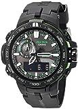 Casio Reloj para Hombre de Cuarzo con Correa en Resina PRW-6000Y-1ACR