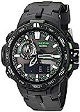 Casio PRW-6000Y-1ACR - Reloj de Pulsera Hombre, Resina, Color Negro