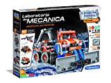 Clementoni-55373 - Mechanics - Exploración Antartica - juego de construcciones mecánica a partir de 8 años