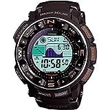 Casio Pro Trek PRW2500R - Reloj Deportivo Digital para Hombre, Negro, Adult, PRW-2500R-1CR