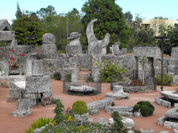 Los secretos de Coral Castle en Homestead