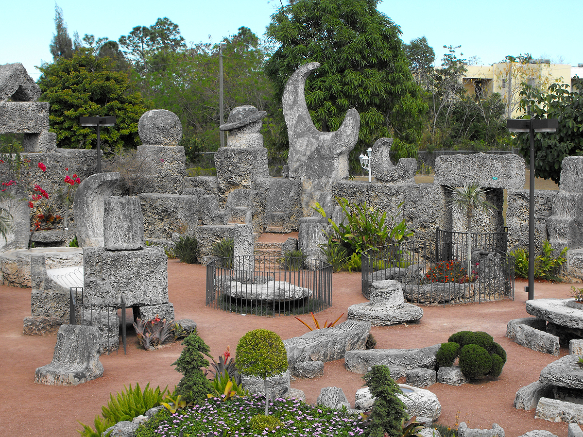 Los secretos de Coral Castle en Homestead