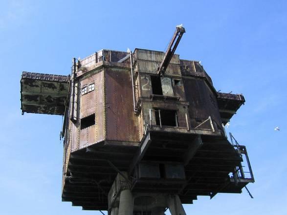 Fortalezas marinas Maunsell - 05