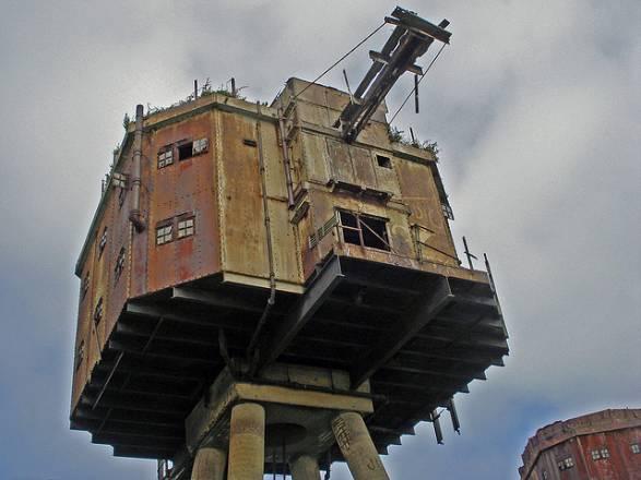 Fortalezas marinas Maunsell - 09