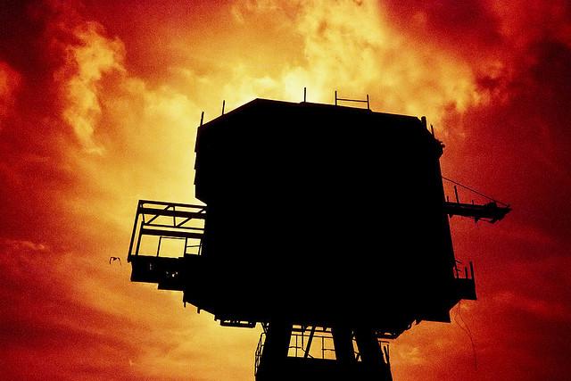 Fortalezas marinas Maunsell - 26