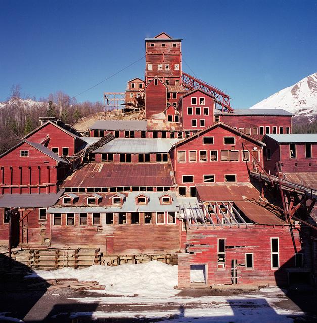 Kennecott Mine Kennicott Alaska