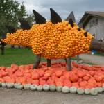 Jucker Farmart - La fiesta de las calabazas - Dinosaurio, 2010