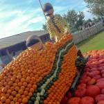 Jucker Farmart - La fiesta de las calabazas - Bobsleigh, 2012