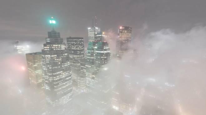 City Rising – Toronto Timelapse