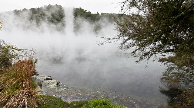 Lago Frying Pan - Lago Sartén