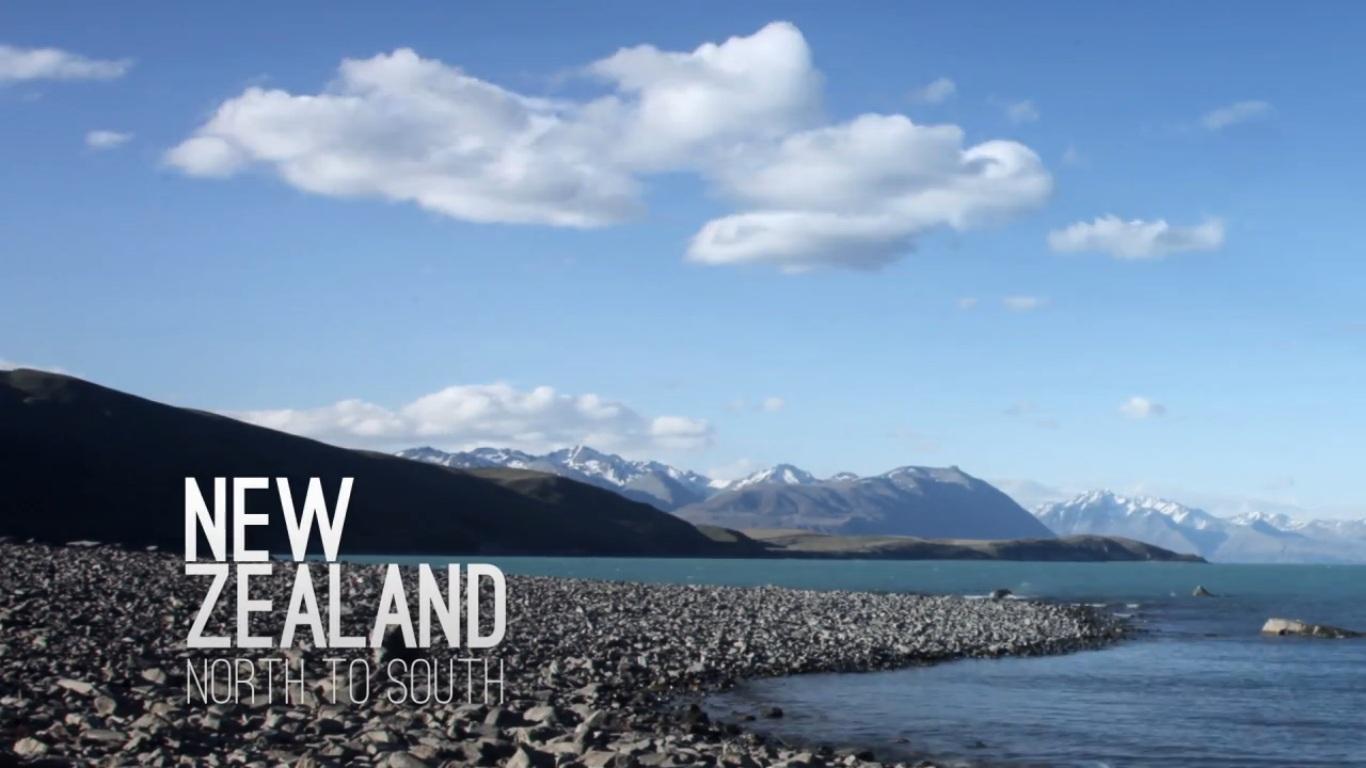 Nueva Zelanda en timelapse por Chris Northey