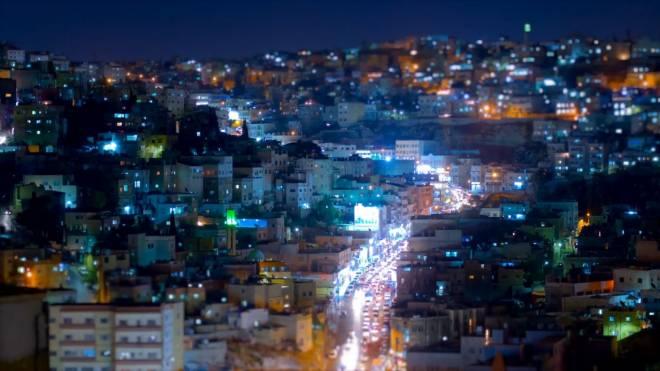 Amán – Ciudad en Movimiento