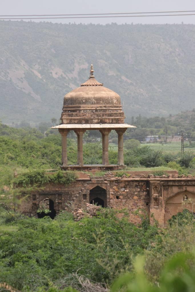 Bhangarh ciudad encantada, India