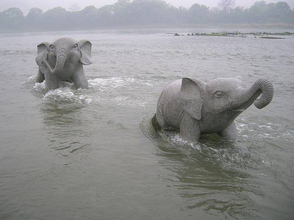 Colina Trompa de Elefante - Guilin - 16