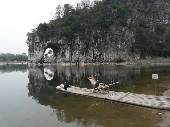 Colina Trompa de Elefante - Guilin - 05