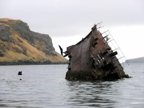 Kiska Alaska