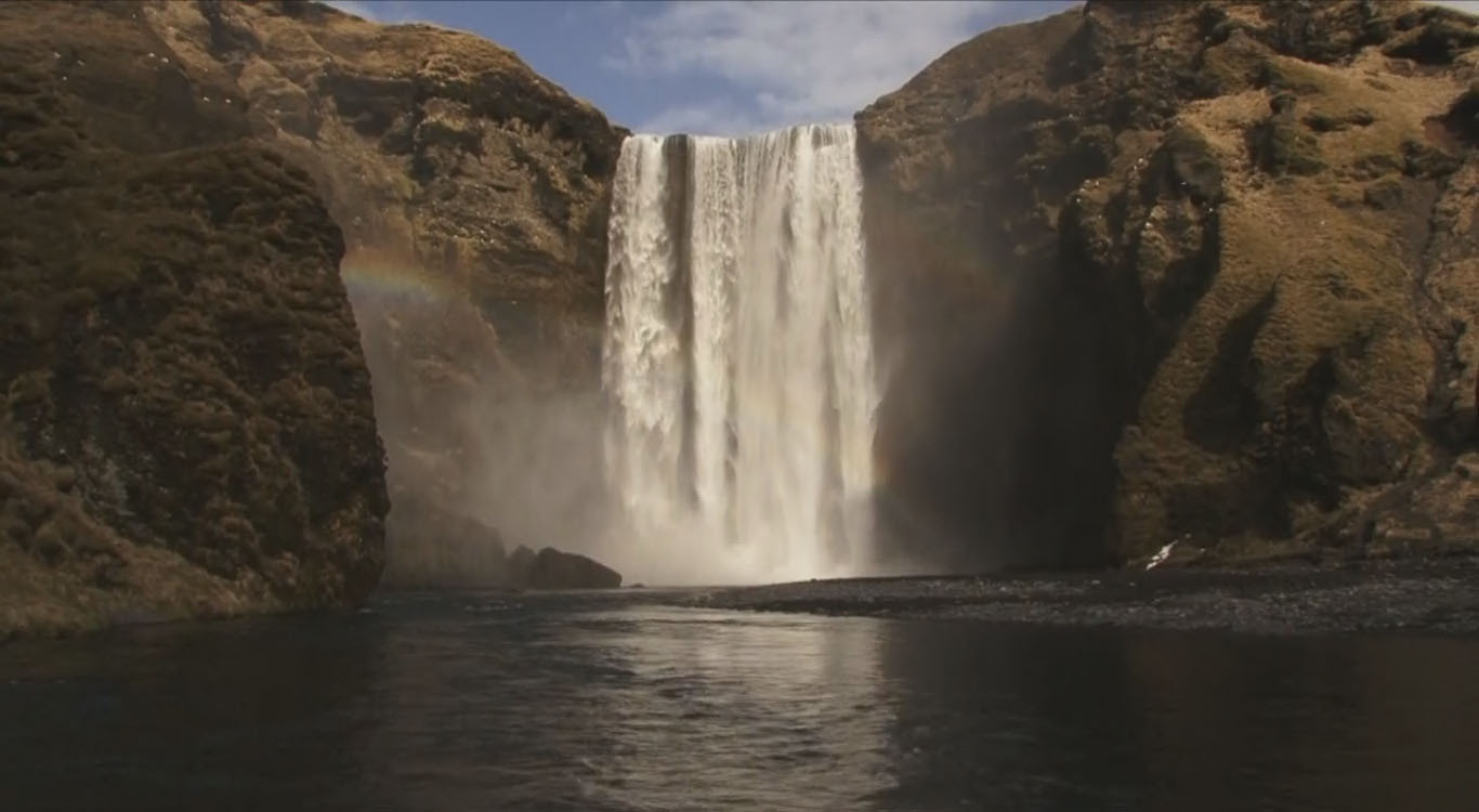Islandia indómito invierno por squiver
