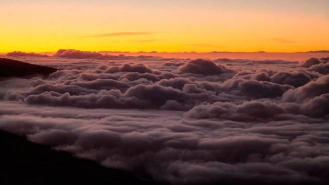 El cielo de Canarias – timelapse
