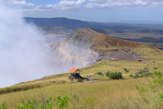 Explora el Parque Nacional Masaya en Nicaragua