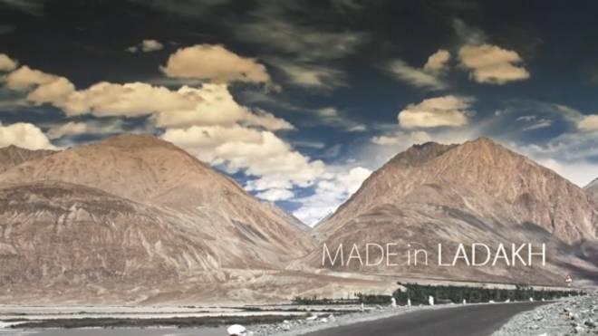 Creado en Ladakh