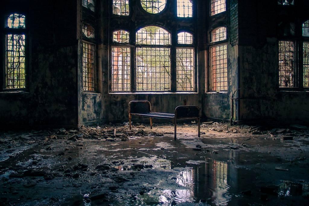 Beelitz-Heilstätten: El hospital alemán donde le salvaron la vida a Hitler