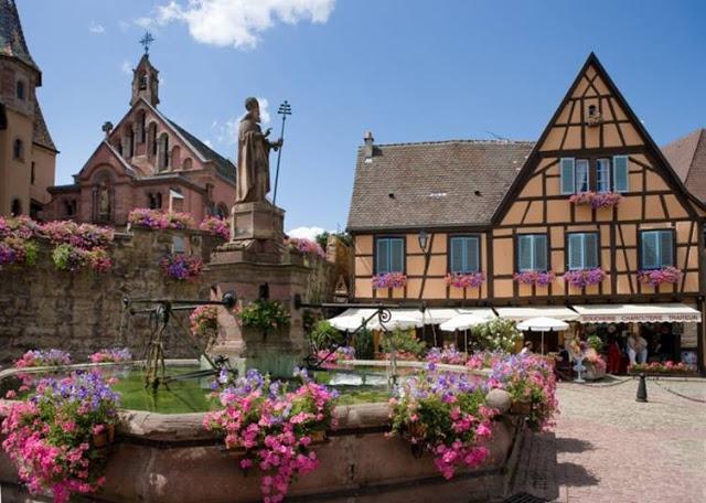 Eguisheim: Villa francesa favorita