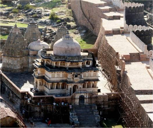 Kumbhalgarh – La Gran Muralla de la India