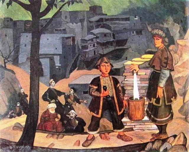 Shatili - Georgia