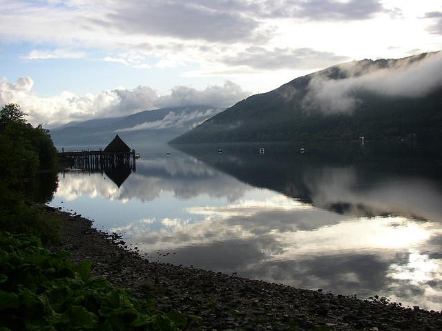 Crannog of Loch Tay