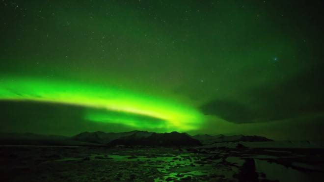 Wonderlights: Un espectacular timelapse de Islandia