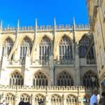Bath en hyperlapse