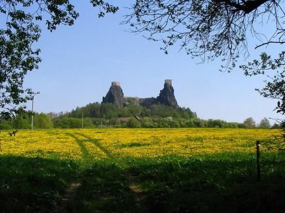 Castillo Trosky – Las Dos Torres Checas