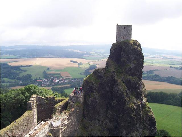 Castillo Trosky - Trosky Castle