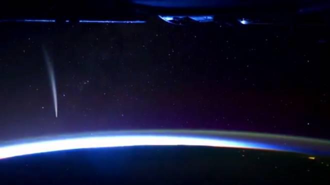 The World Outside My Window – Time lapse de la Tierra desde la ISS
